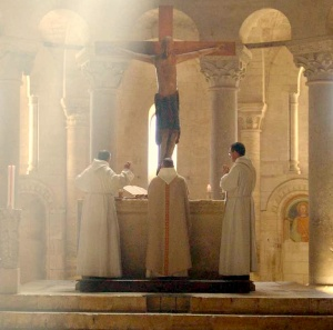 mass in france